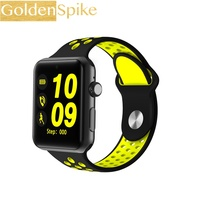 Bluetooth Smart Watch Clock DM09 PLUS Heart Rate Smartwatch HD Screen Sync Notifier Support SIM Card