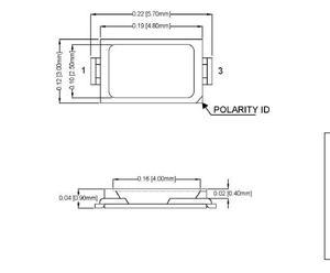 100 шт. SMD 5730 белый диод SMD5730 0,5 W LED 5630 3000K 4000K 6000k 9500k супер яркий чип 150mA PCB SMT светодиод