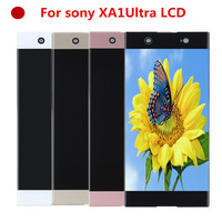 For Sony Xperia XA1 Ultra G3221 G3212 G3223 G3226 Lcd Screen Display WIth Touch Glass Digitizer Assembly Repair Parts