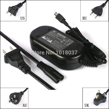 AC Power Adapter / Charger For JVC GR-DX37 GR-DX48 GR-DX57 GR-SXM37 GR-SXM38 GR-SXM50 GZ-MS120 фото