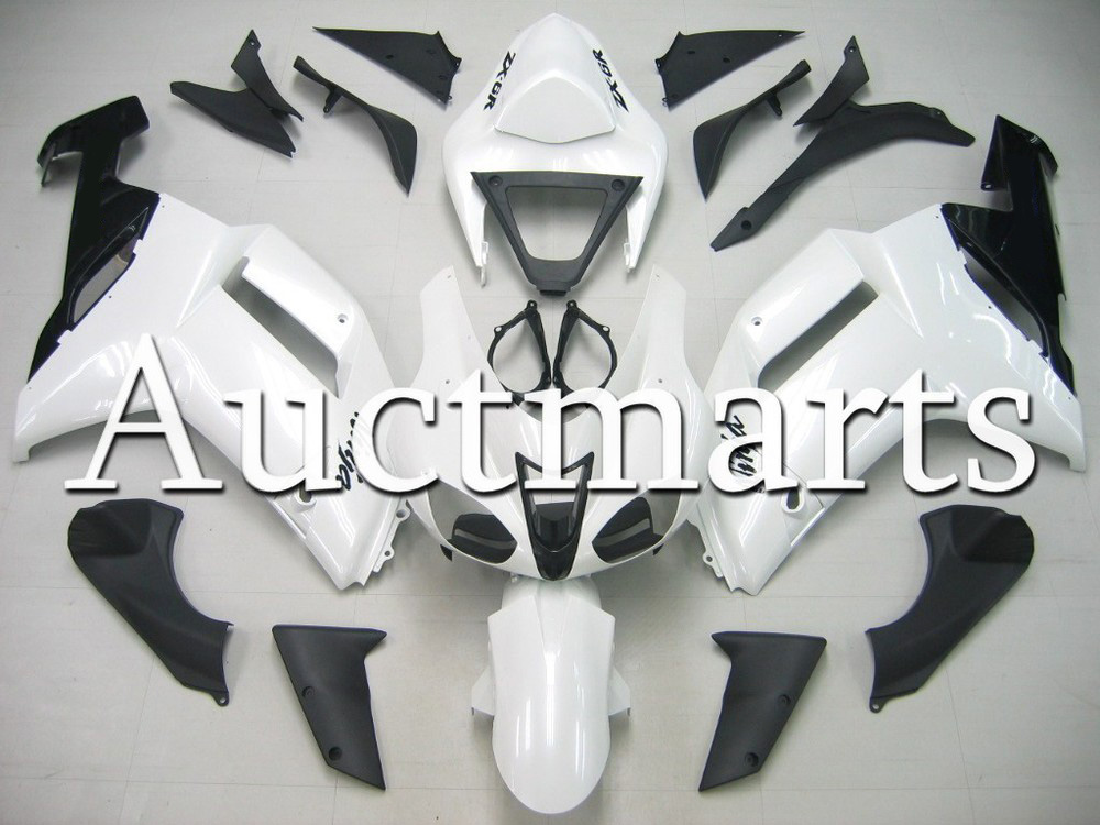 Fit for kawasaki ZX-6R 2007-2008 high quality ABS Plastic motorcycle Fairing Kit Bodywork ZX6R 07-08 ZX 6R CB28 hot sales popular cowling for zx 6r 07 08 kawasaki ninja zx636 zx 6r 636 zx6r 2007 2008 nakano body fairings injection molding