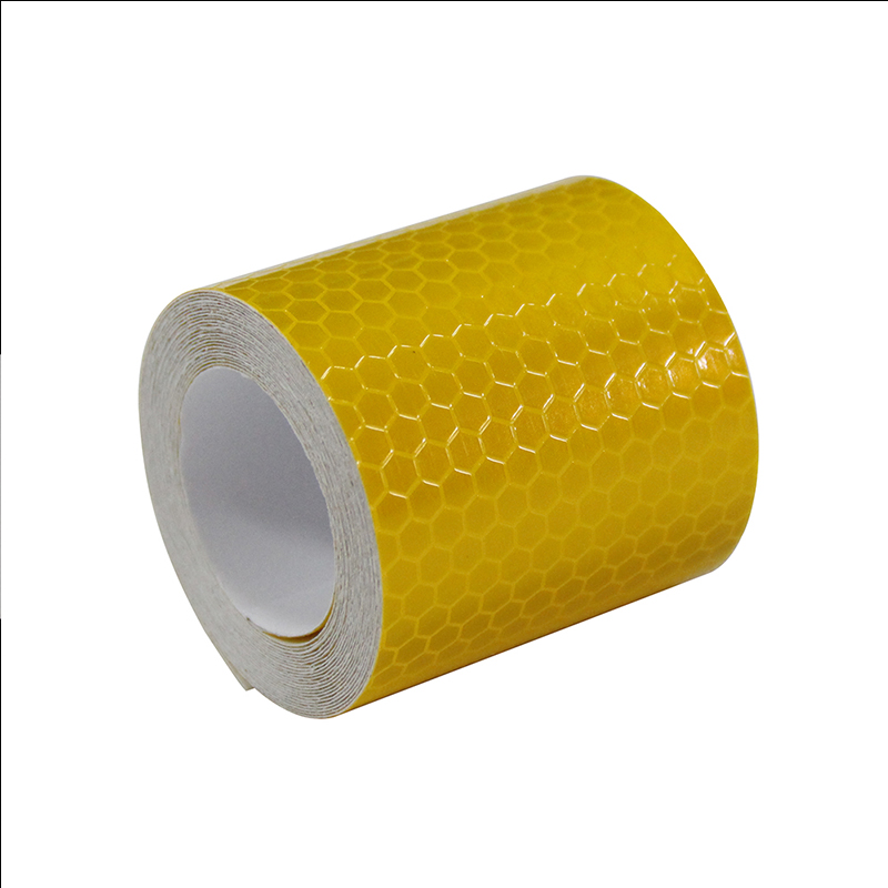 5 Color High Intensity Reflective Tape Self Adhesive Vinyl Safety Film 5cm*3m