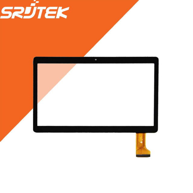 High Quality 9.6'' Touch Screen For JLINKSZ K960 PC Tablet Panel Digitizer Sensor Front Glass Replacement Parts Black/White