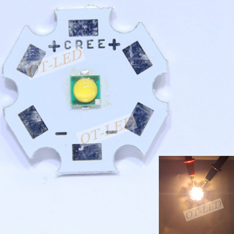 20pcs 3W TianDian 3535 SMD High Power LED diode Chip light emitter Warm White 3000-3200K instead of CREE XPE XP-E led 2pcs samsung cree led1 5w led neutral white 4500 5000k warm white 3000 3200k high power led chip with pcb for flash light