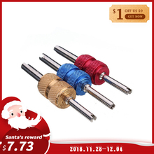 HARBLL 3PCS Universal R134a R12 Car air conditioning repair tools automobile valve core wrench Tire valve