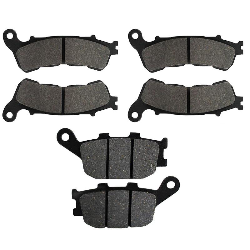 FRONT REAR Brake Pads HONDA GL 1800 6//7//8//9//A 2006-2010 2011 2012 2013 2014 2015