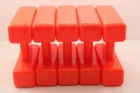 5 PCS Orange H-Bloc Marqueur Float Une Visibilité Maximale Pour Pêche À La Carpe Livraison Gratuite