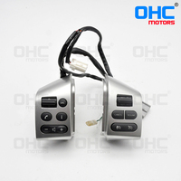 Car Steering Wheel Acceccories Audio Cruise Switch Control For Nisan Tiida For Nissan Livina For Nissa