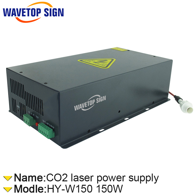 CO2 laser power supply 180w power box 180w match with 180-200w laser tube laser power su ...