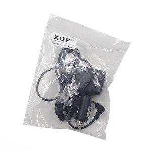 Image 4 - XQF Car Charger Adapter E DC 21 Cigarette Lighter Cable for Yaesu Portable Radio Walkie Talkie VX 3R VX 1R VX 2E VX 2R VX 3E