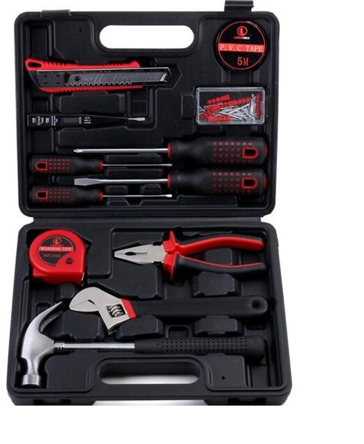 13pcs Homeowner s Tool Kit