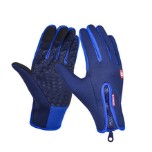 Outdoor Sports Windproof Skiing Gloves