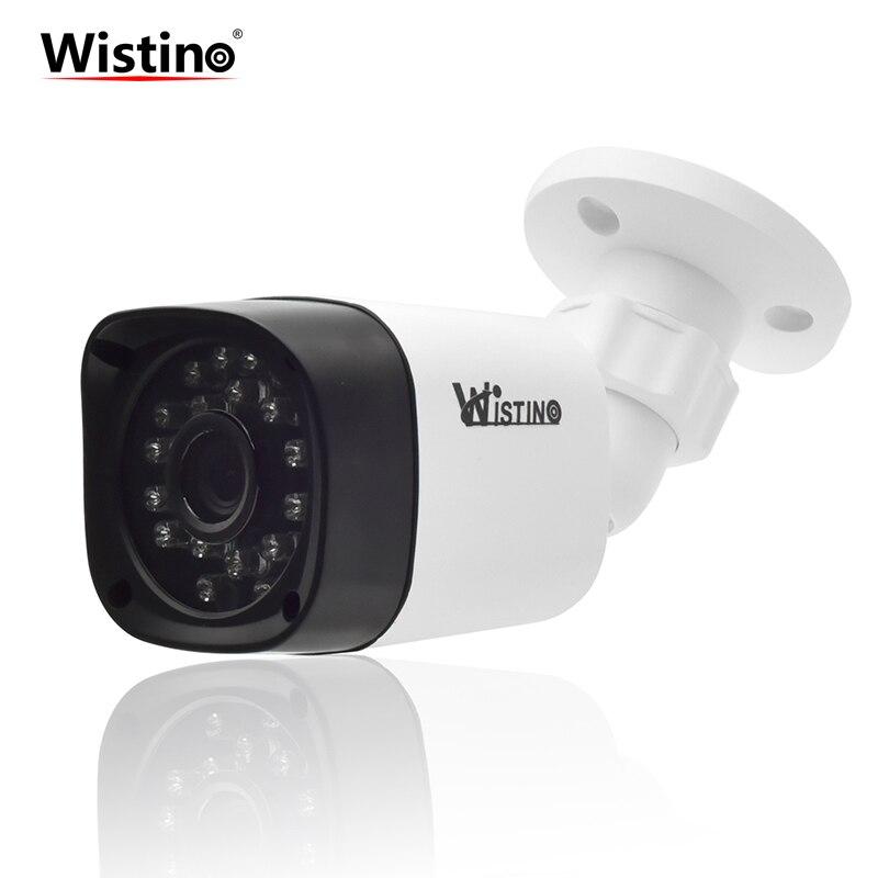 XMEye Wistino 3.6 milímetros Câmera IP 1080 P 960 P 720 P ONVIF P2P Monitor Da Câmera de CCTV de Vigilância Ao Ar Livre Infravermelho led Night Vision