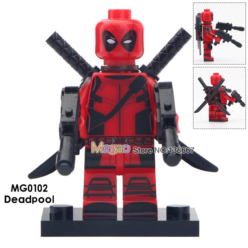 Single Legoings Marvel Super Heroes Gwen Stacy Venom Spider-Man Into the  Spider Man Verse Figures building blocks kids gift toys