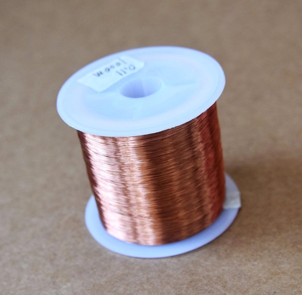 C0.11 * 1000 mt 0,11mm solder weld Magnet Emaillierten Kupferdraht ...