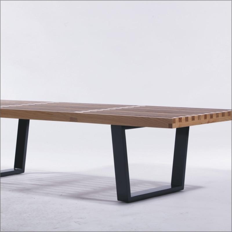 Attrayant Nano Virginia Bench Huanxie Stool Chair Wood Coffee Table Coffee Table  Minimalist Classic European Creative Fashion On Aliexpress.com | Alibaba  Group