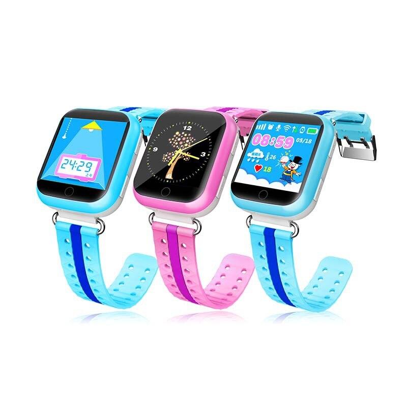 Smart Watch Phone for Children Electronic Toy Walkie Talkies Call GPS Wifi SOS iOS Touch Screen Russian Language Educational Boy (5)