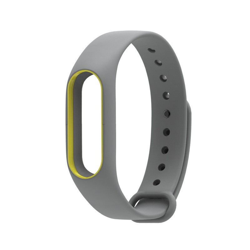 New Xiaomi Mi Band 2 Bracelet Strap Miband 2 Colorful Strap Wristband Replacement Smart Band Accessories For Mi Band 2 Silicone 15