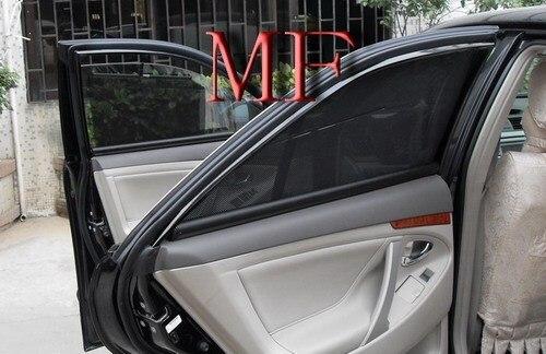 Speciale finestra laterale auto parasole automatico tende per