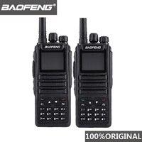 מכשיר הקשר 2 יח Baofeng DM-1701 Tier מכשיר הקשר ארוך טווח DMR אני & רדיו חובבים דיגיטליות Band Dual Slot II Dual זמן Telsiz Baofeng Dm 1701 (1)