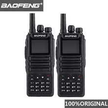 2 Stuks Baofeng DM 1701 Walkie Talkie Lange Afstand Dmr Tier I & Ii Dual Time Slot Dual Band Digitale Ham radio Telsiz Baofeng Dm 1701