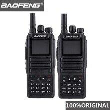 Baofeng Walkie Talkie DM 1701 de largo alcance, DMR Tier I & II, ranura de tiempo, banda Dual, Radio Ham Digital, Telsiz Baofeng Dm 1701, 2 uds.