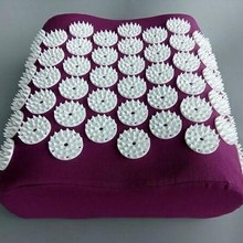 1 piece Acupuncture Pillow Yoga Neck Massager Head Neck Pain