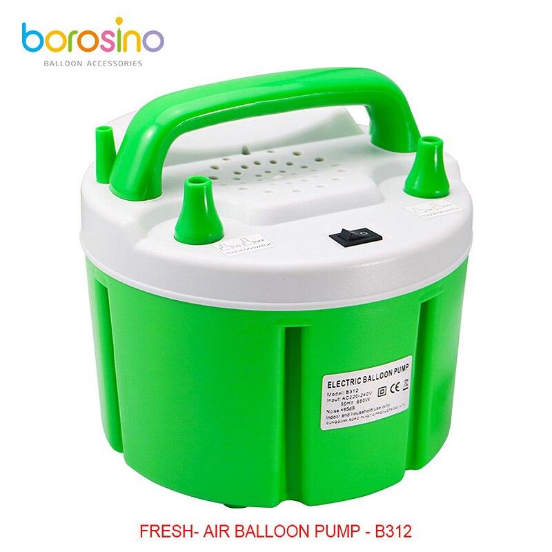 Pompe de gonflage de ballon électrique de ventilateur d'air de puissance élevée d'air frais de nouveau produit pour la partie B312