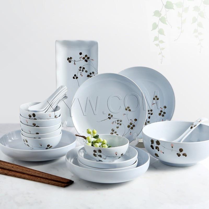 германская керамическая столовая посуда