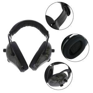 Image 3 - Free shipping Electronic Ear Muff Headphones Gun Shooting Protection Hunting Plugs Outdoor