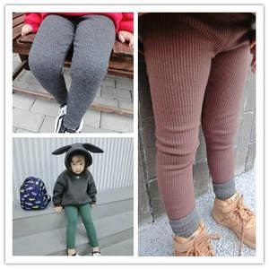 009778d7e SZLAPRMK Kids Trousers Winter Children Baby Pants Leggings
