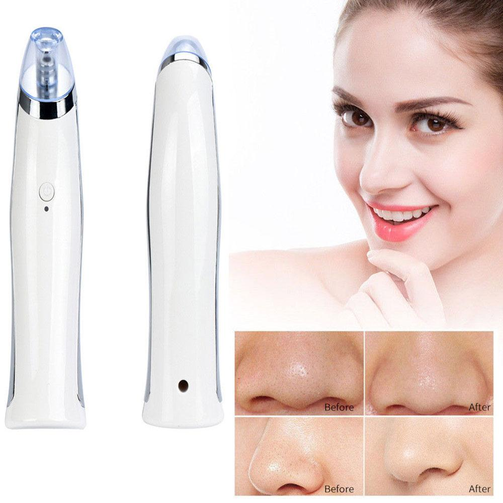 1 Professional Face Pore Cleaner Vacuum Blackhead Remover Machine Facial deep face cleansing brush facial cleanser 2 speeds electric face wash machine