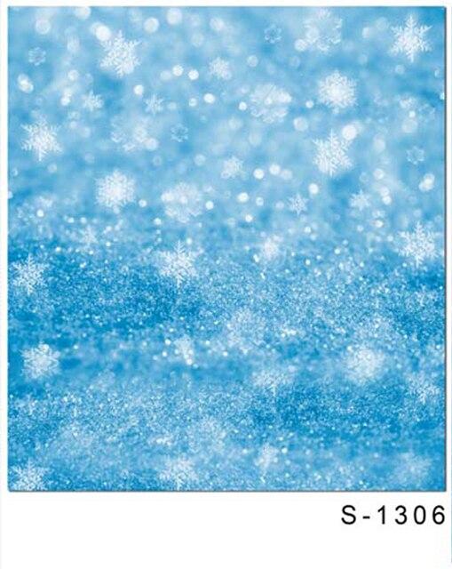 150 200 Cm Blau Ice White Schnee Hintergrund Fur Baby Geburtstag