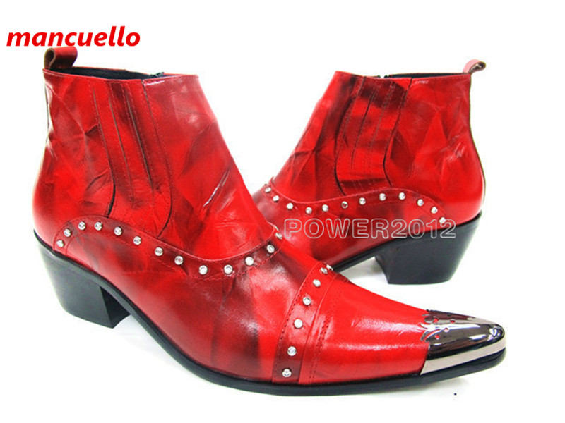 Online Get Cheap Red Cowboy Boot -Aliexpress.com | Alibaba Group