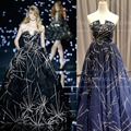 Amostra Real Photo vestido de Baile Haute Couture Longo Festa À Noite Vestido De Grife De Luxo Vestidos Formais robe de soirée gelinlik