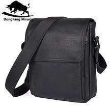 Горячая Распродажа, Новые повседневные мужские сумки из натуральной кожи, маленькая сумка на плечо, мужская сумка через плечо, сумка для отдыха