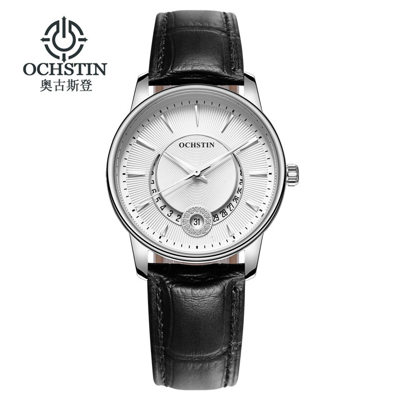New Quartz Watch Women Luxury Brand OCHSTIN Leather Wrist Watches Ladies Dress Fashion Watch relogios femininos