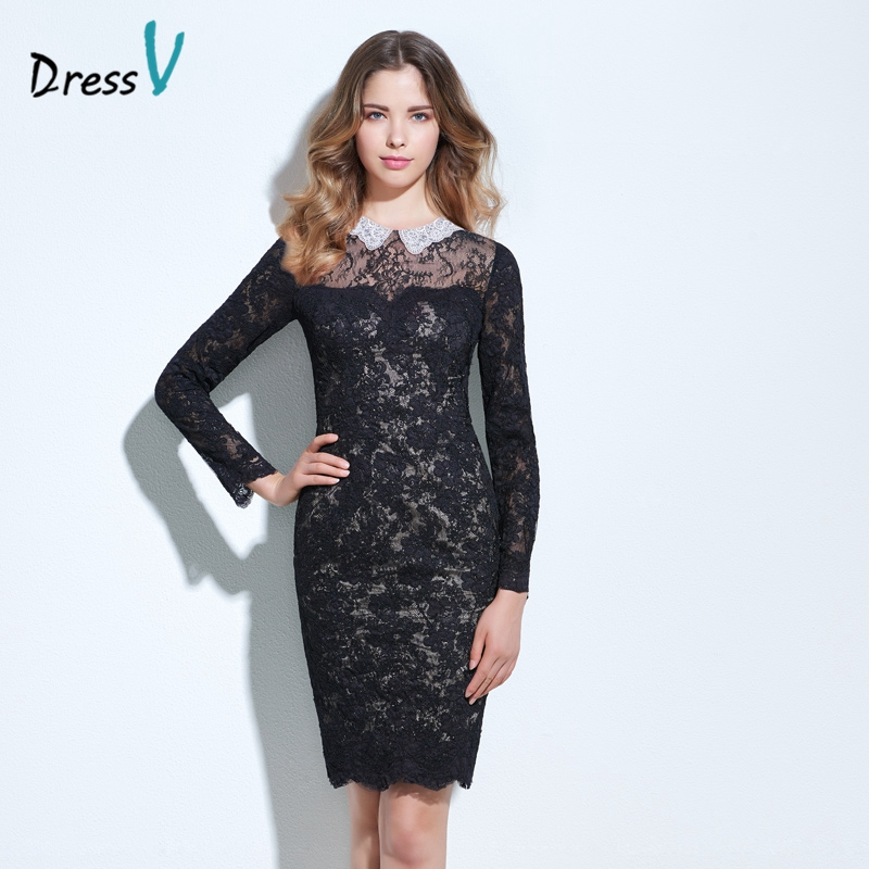 Cheap Spandex Cocktail Dress