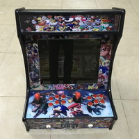 Китай поставщиков 19 дюймов ЖК дисплей мини настольная машина с классической игры Pandora Box 5 PCB игры/мини аркады машина