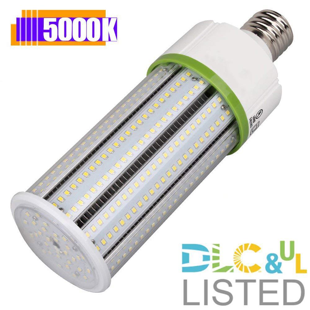 LED ampoule de maïs 100 W Cob lumière E39 5000 K CFL HID HPS MH remplacement pour usine entrepôt atelier baie éclairage