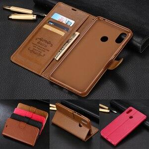 Image 1 - Кожаный чехол бумажник AZNS для xiaomi Mi MAX 3 max3 max 3 Mi Max3 Pro 3pro, кожаный чехол книжка высокого качества