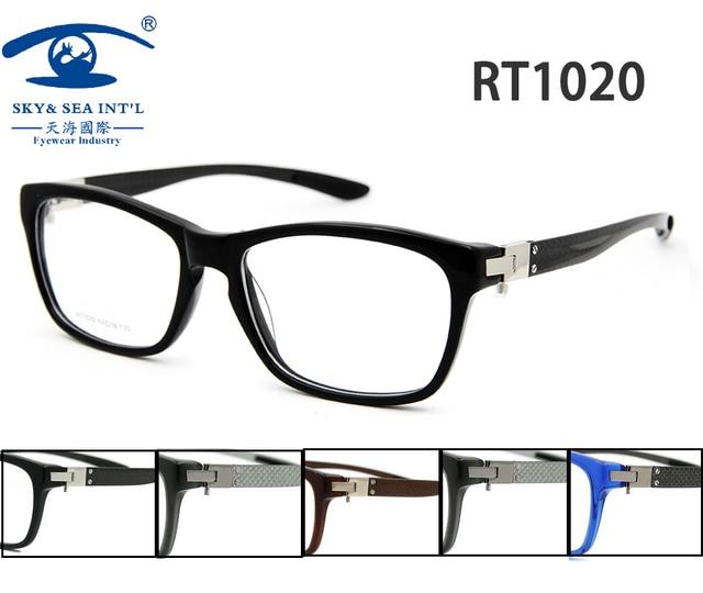 ( 5 шт. / lot ) очки рама высококачественные рама углепластик ретро винтажный очки