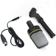 SF 920 profesyonel tek yönlü ses mikrofon standı tutucu ile PC Laptop desteği şarkı ve sohbet
