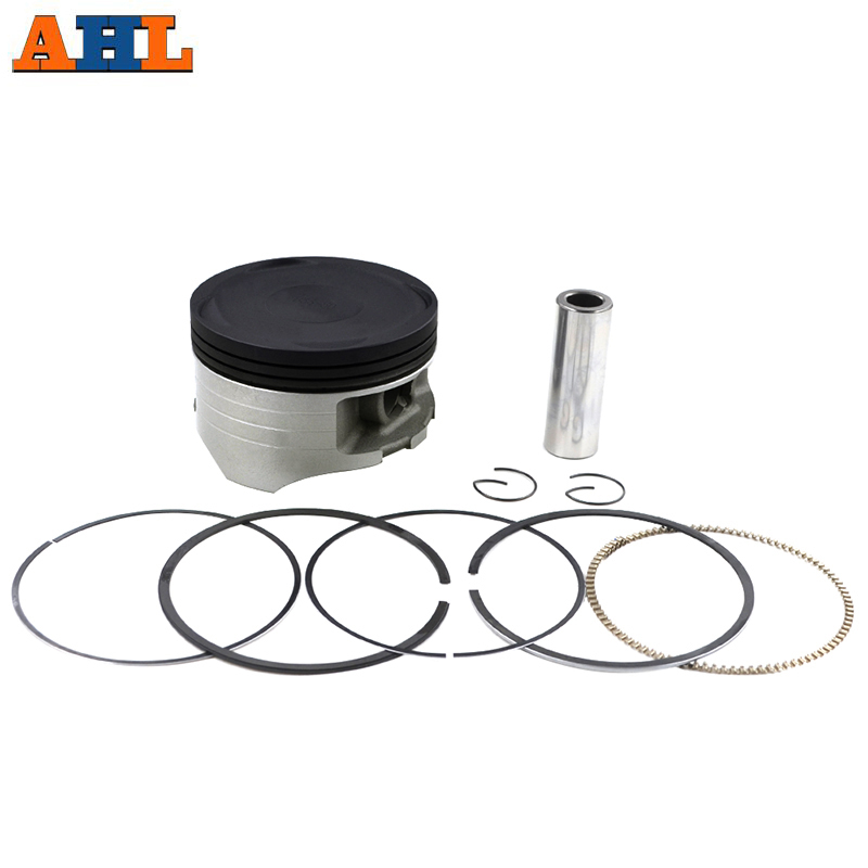 Motorcycle Engine Parts For Honda Xr400 Xr 400 1996 2004: AHL STD +25 +50 +100 +150 Motorcycle Piston & Piston Rings