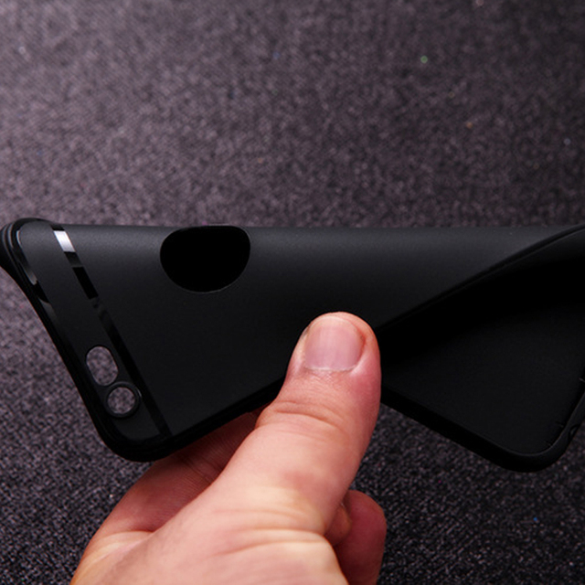 Ultra-Thin Silicone Fitted Cases for iPhone