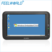 FW659PC 7 Inch Embedded PC with Lan Port RJ45 RS232 WinCE 6.0 Linux All In One Computer Industrial Computers Feelworld