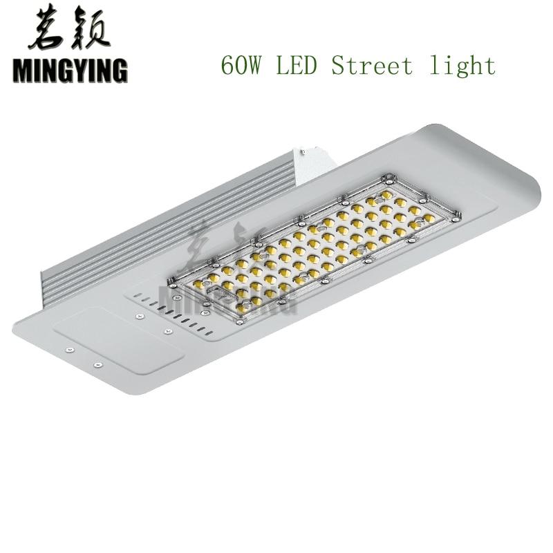 Здесь можно купить   Mingying Lighting Mingying 60w Led Street Light Lamp Ip65 Ac90-265v Epistar Color Temperature Customizable  Свет и освещение