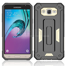 Rugged Hybird Jazz Armor Defender Case Cover With Stylus+Films For Samsung Galaxy J3 2016 J320 J320F J320P J3109 J320M J320Y/Sol