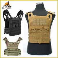 High Quality JPC 1000D Tactical Military Molle Plate Carrier JPC Vest Airsoft Paintball Hunting Police Outdoor Vest SWAT VEST