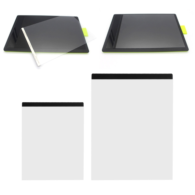 Clear View Anti-Reflective Screen Protecter For Graphic Drawing Tablet Pad
